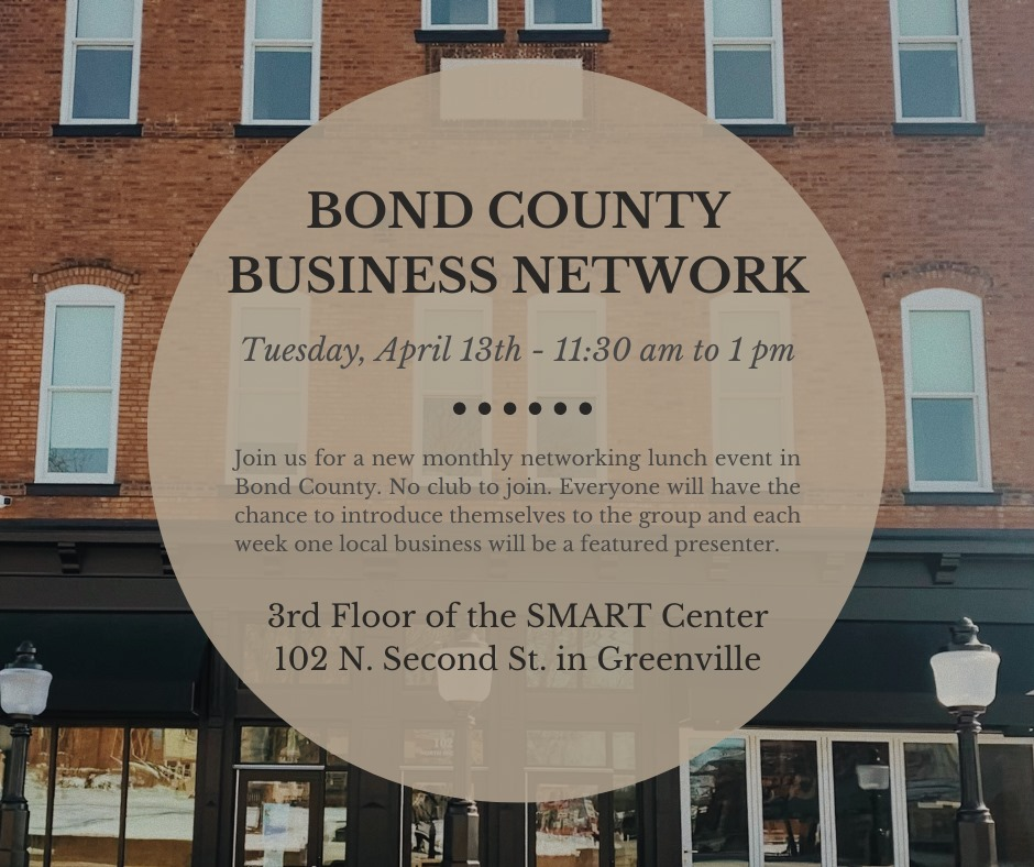 Bond County Business Network Lunch at SMART Center
