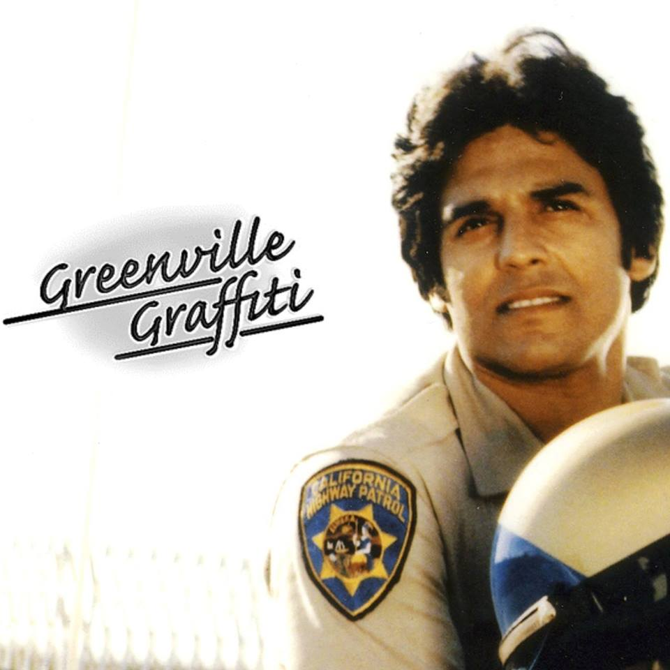 Greenville Graffiti Car Show featuring CHiPs' Erik Estrada