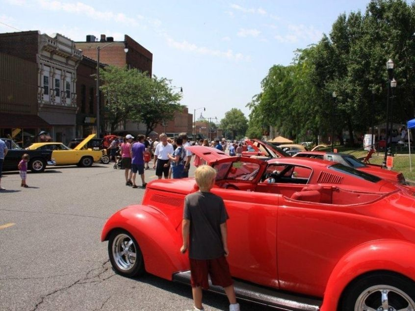 Greenville Chamber Of Commerce - Car show branson mo