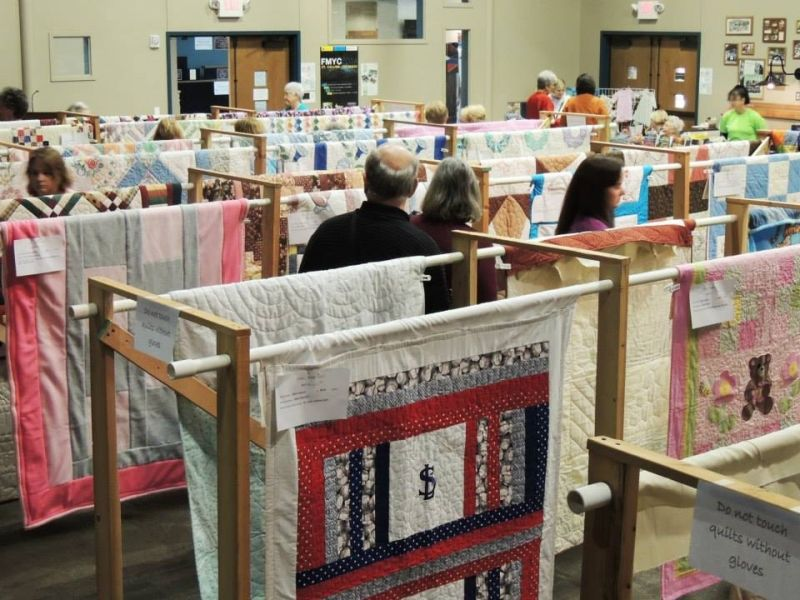 Historical Society Quilt Show
